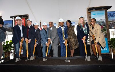 Media Success for Port Covington Groundbreaking Event