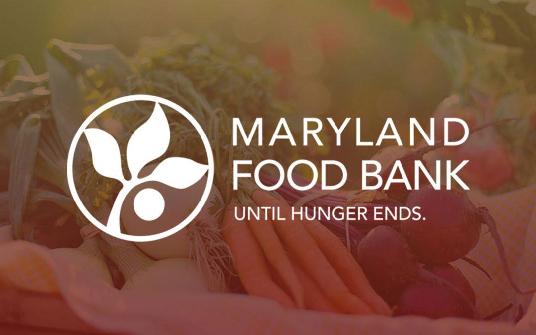 Maryland Food Bank Digital Campaign