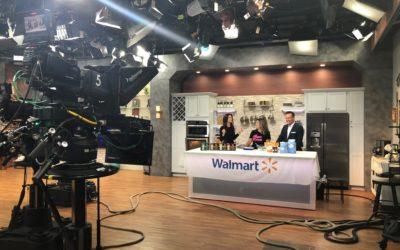 Walmart Open Call Recipient Featured on Washington DC's Fox 5