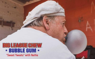 "Big League Chew's ""Sweet Tweets"" with Rob Nelson"