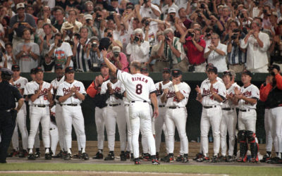Reflecting on the 25th Anniversary of Cal Ripken, Jr.'s 2,131st Consecutive Game Played
