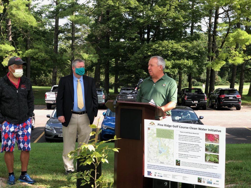 Classic Five Golf Press Event