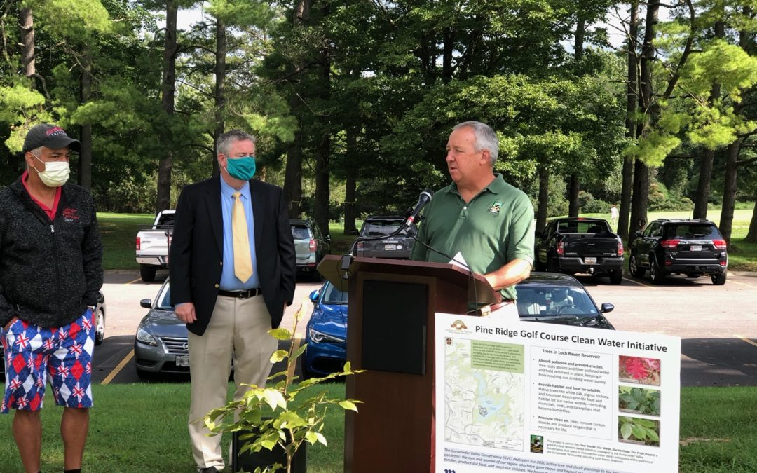 Garnering Attention for Classic Five Golf's Environmental Partnership