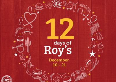 Roy Rogers Social Media Campaign