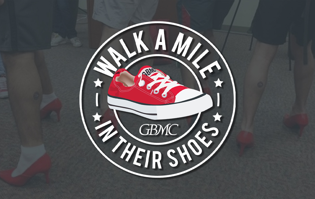 Creative Pitching for GBMC HealthCare's Annual Walk a Mile Campaign