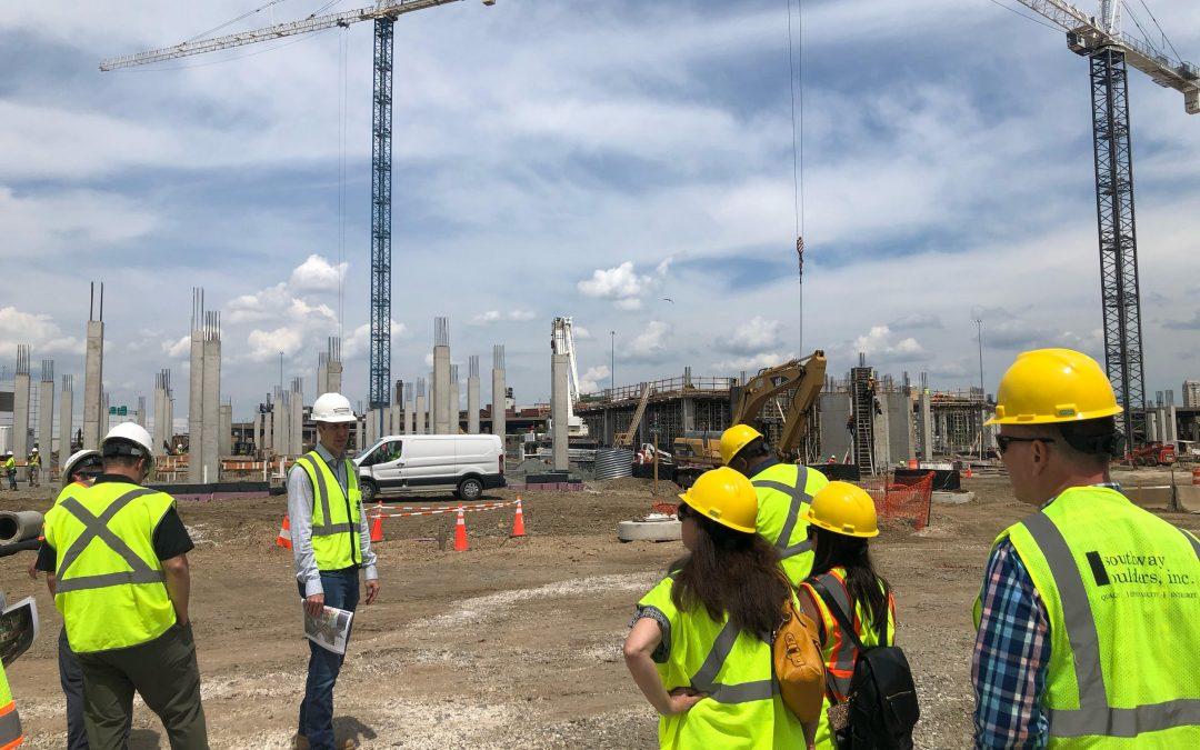 Strategic Local Media Blitz for Port Covington